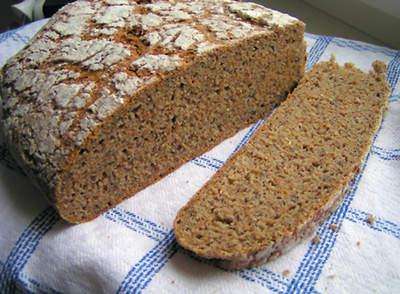Domáci chlieb recept