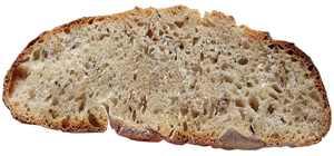 recepty_varenie_119 Domáci chlieb z rúry