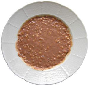 Recepty na varenie - ovsená kaša